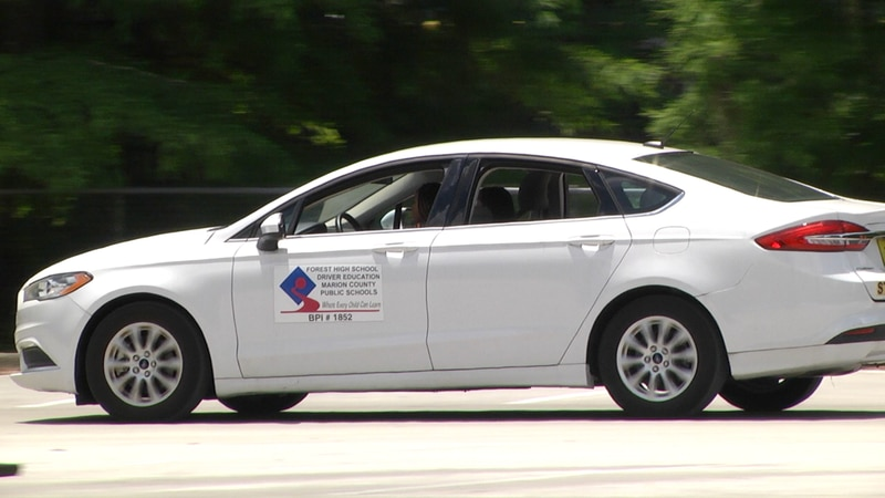 Driver's education is back for Marion County students this summer after being canceled last...
