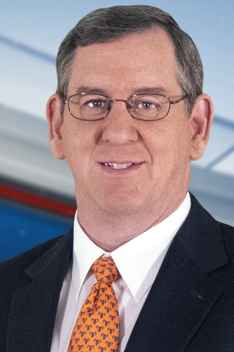 Headshot of Bill Quinlan, Chief Meteorologist