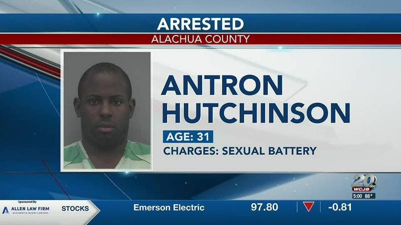 31-year-old man arrested on sexual battery of a minor
