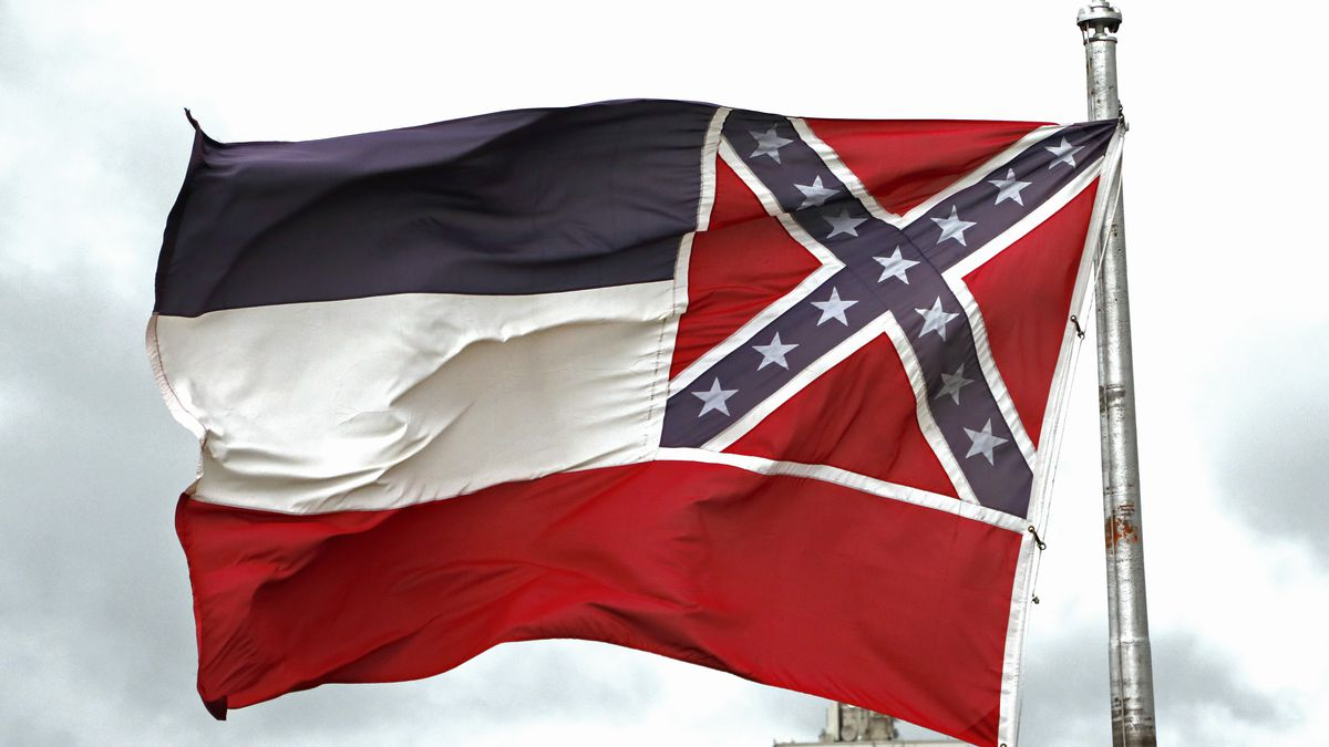 Mississippi Will Remove Confederate Emblem From State Flag