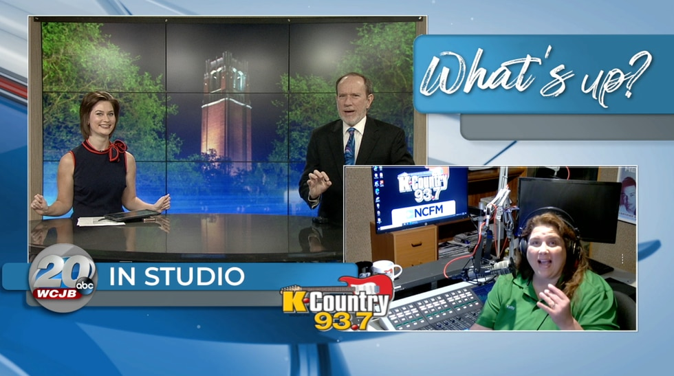 """""""What's Up?"""" with K-Country 07/31"""