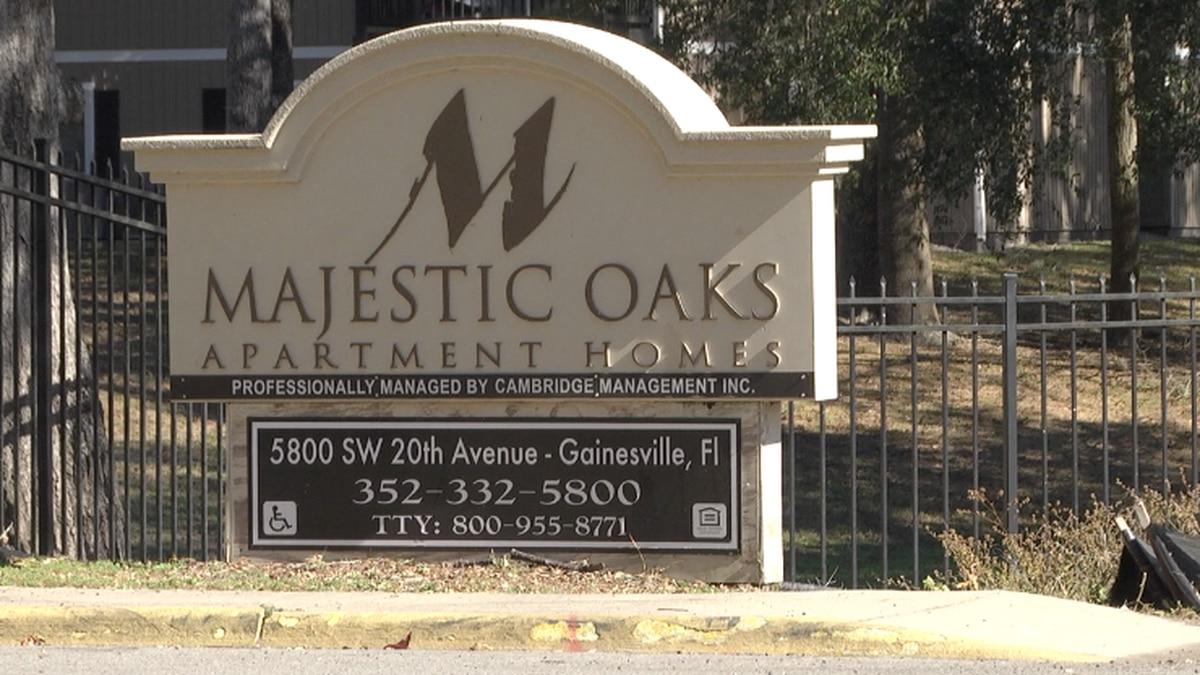 Majestic Oaks Apartments