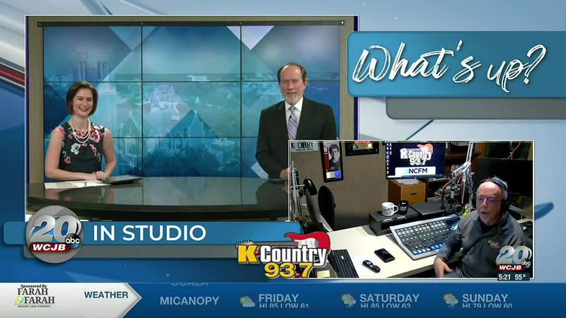 """""""What's Up?"""" with K-Country 04/09"""