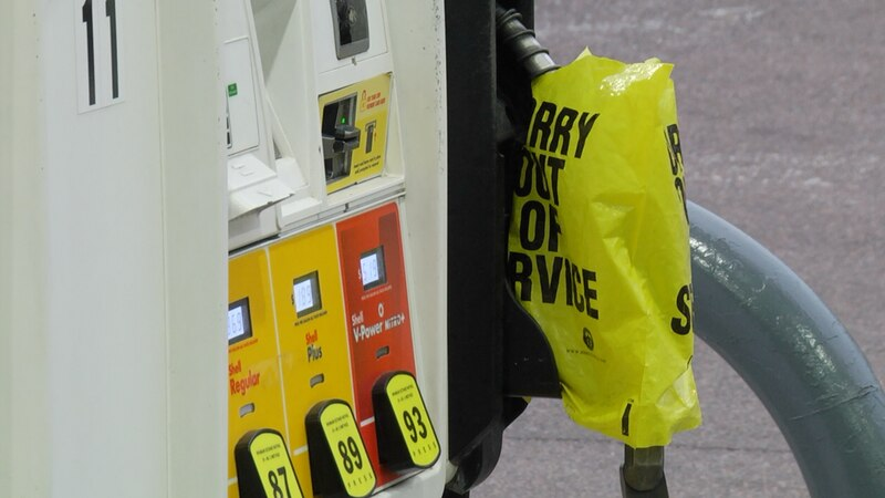 NCFL gas stations running dry as Colonial Pipeline remains shut down