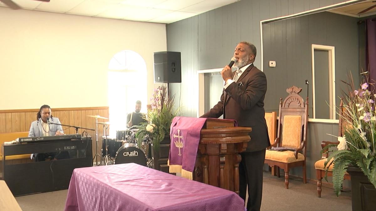 Archer's oldest Black church celebrates 154 years of service
