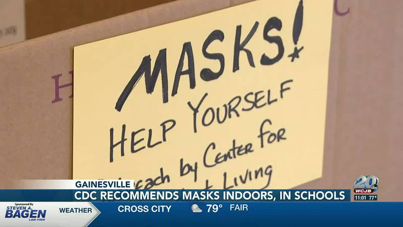 Alachua County mask mandate unlikely after new CDC guidance