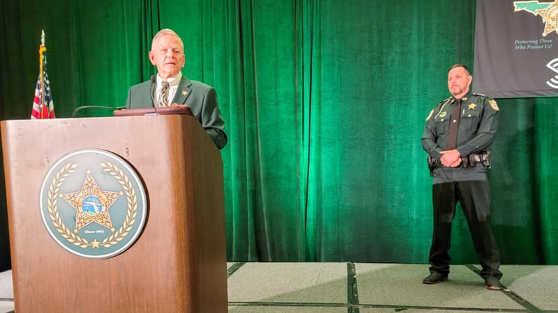 Sheriff Bobby McCallum is taking the reins from another North Central Florida sheriff to head...