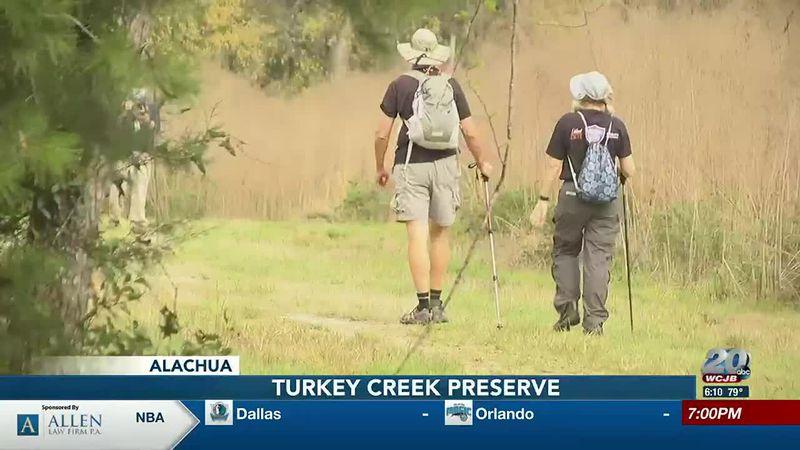 Alachua County officials cut ribbon on Turkey Creek Preserve