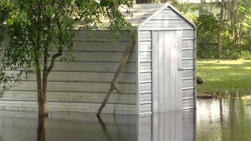 Frustration over flooding in Dixie County brought tears to some passionate residents at...