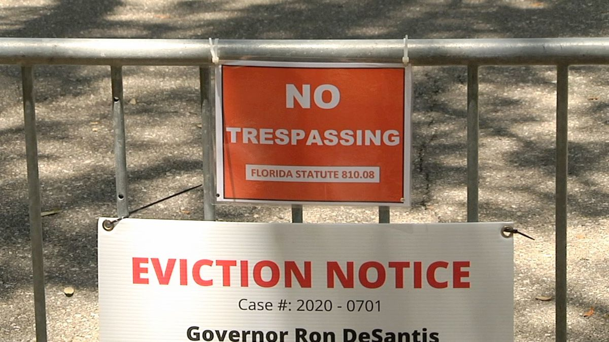 The Governor's moratorium on evictions expires Wednesday, and thousands could soon face being removed from their homes.