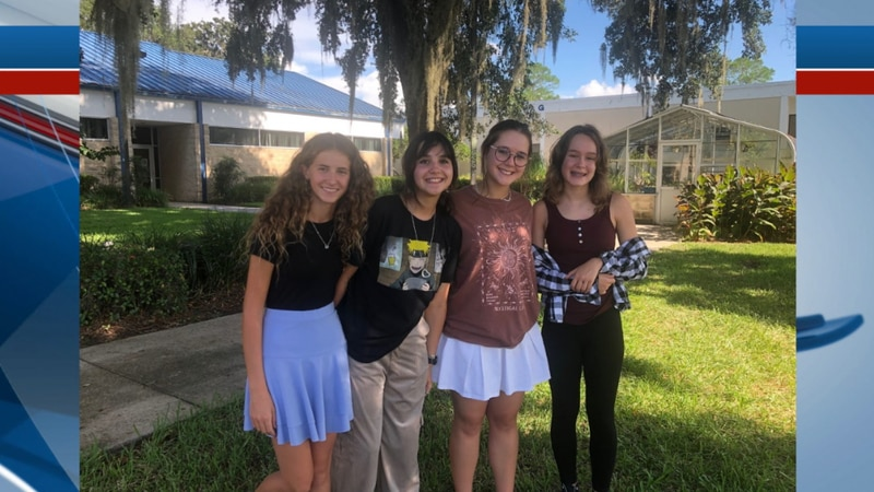 Girl Scout Troop #224 challenges the Alachua Co public school dress code