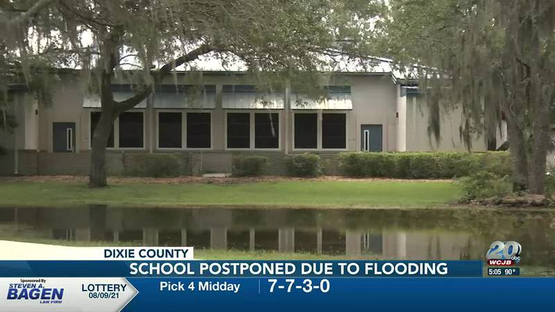 Dixie County postpones first day of school because of flooding