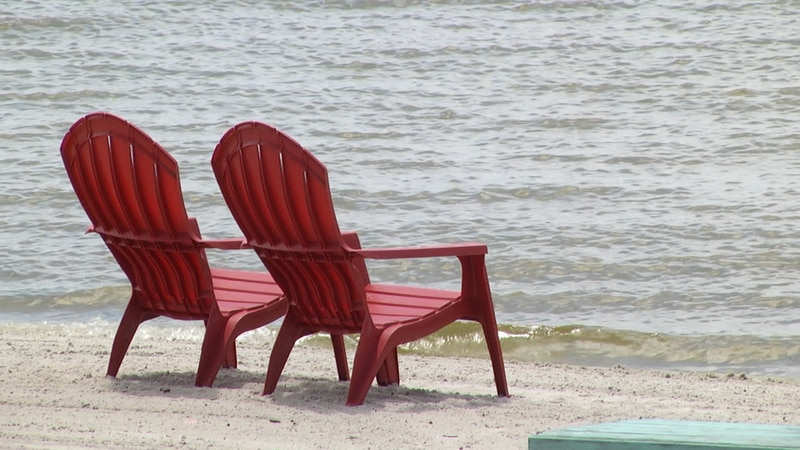 Marion County health officials are warning residents to be careful if they visit Lake Weir....