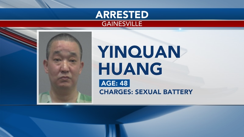 Haung told a woman he was massaging at Angel Massage on 16th Ave to take all her clothes off....