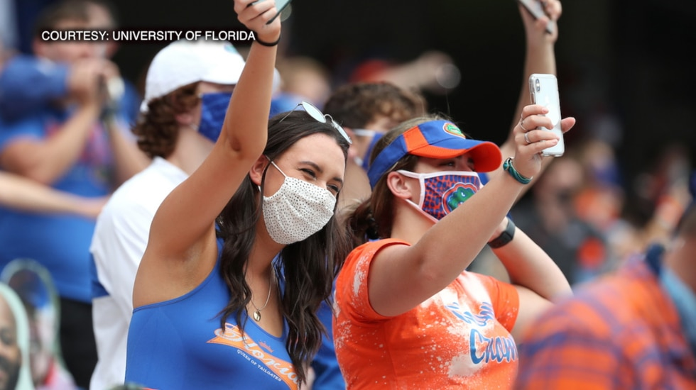 """""""A year of change"""": University of Florida reflects on COVID-19 milestones"""
