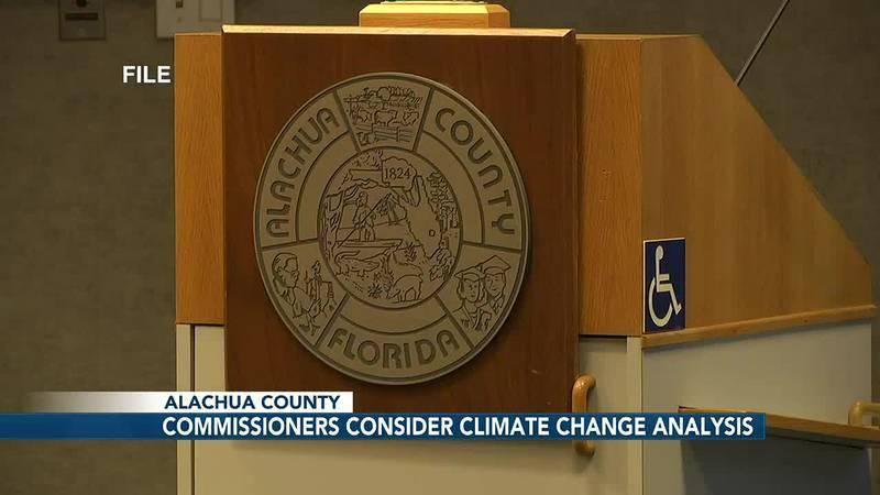 Alachua county commission