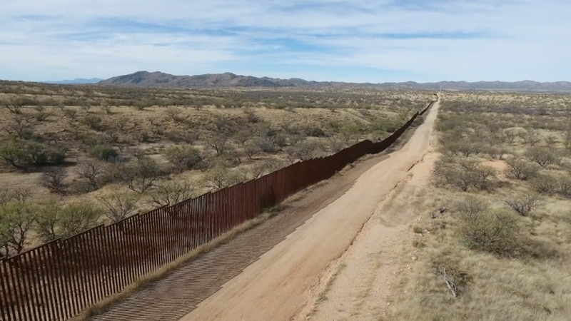 Leaders from across North Central Florida are in Texas touring the U.S.-Mexico border.