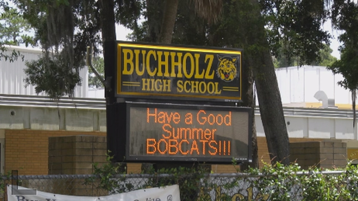 Kevin Purvis will be taking over Buchholz High School for the rest of the school year.