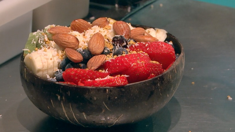 Big Island Bowls in Gainesville serves healthy smoothies, acai, poke and Buddha bowls.