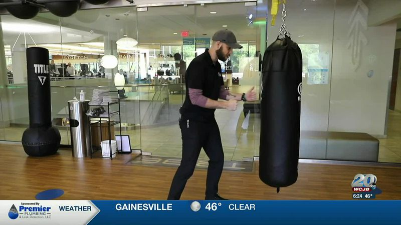 Gainesville Health and Fitness: Exercises for Parkinson's Awareness Month