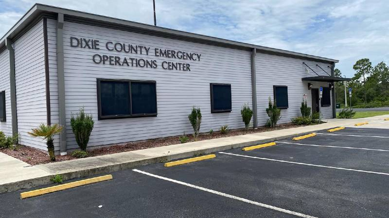 Officials at Dixie County Emergency Operations Center are preparing for Tropical Storm Elsa.