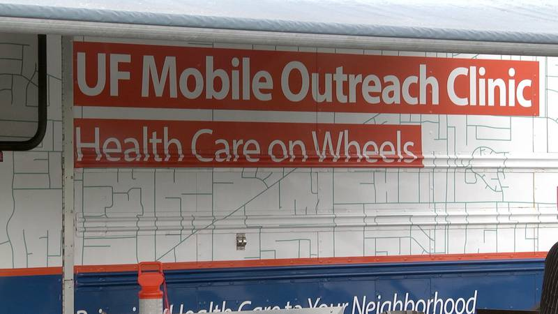 UF Health opens new location for mobile outreach clinic on Fridays