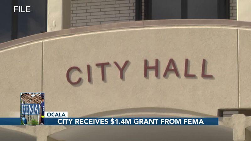 Ocala receives FEMA grant to improve sewer system