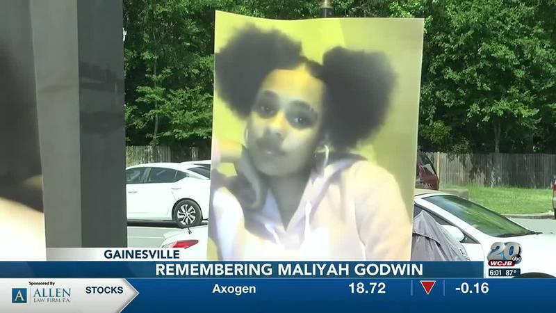 Maliyah Godwin of Gainesville