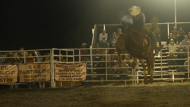 Newberry Lions Club Rodeo hosts 3rd Annual Country Way Town Square Pro Rodeo