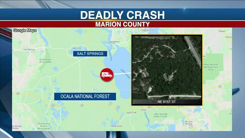 Orlando man dies in fatal dirt bike accident in Ocala National Forest