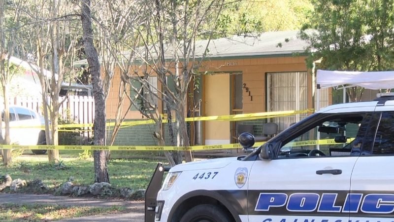 Neighbor witnesses fatal shooting of a woman and infant in Northeast Gainesville