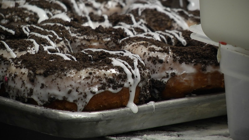 National doughnut day turns into weekend of festivities at one NCFL shop
