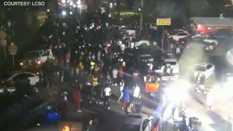 6 shot at protest turned party and the organizer speaks out.