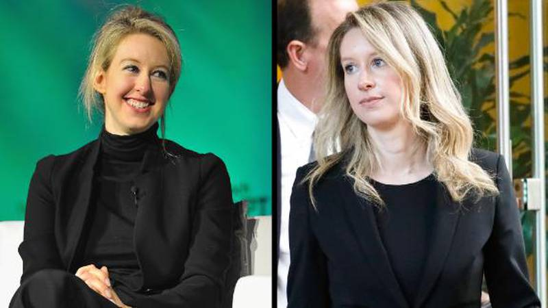 If convicted by a jury, Elizabeth Holmes could be sentenced to 20 years in prison — a stunning...