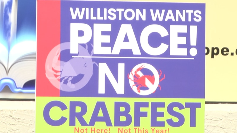 'Put your guns away and be a person', Levy County residents split on Crab Fest injunction