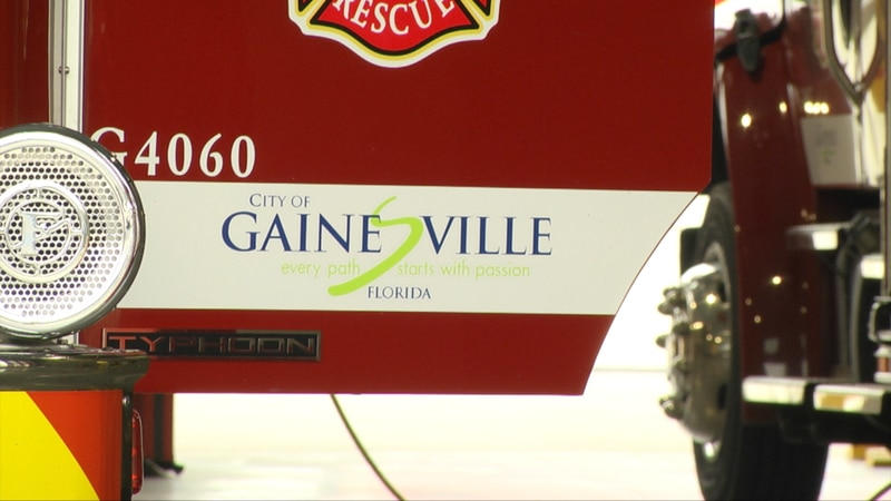 Gainesville's new fire chief speaks