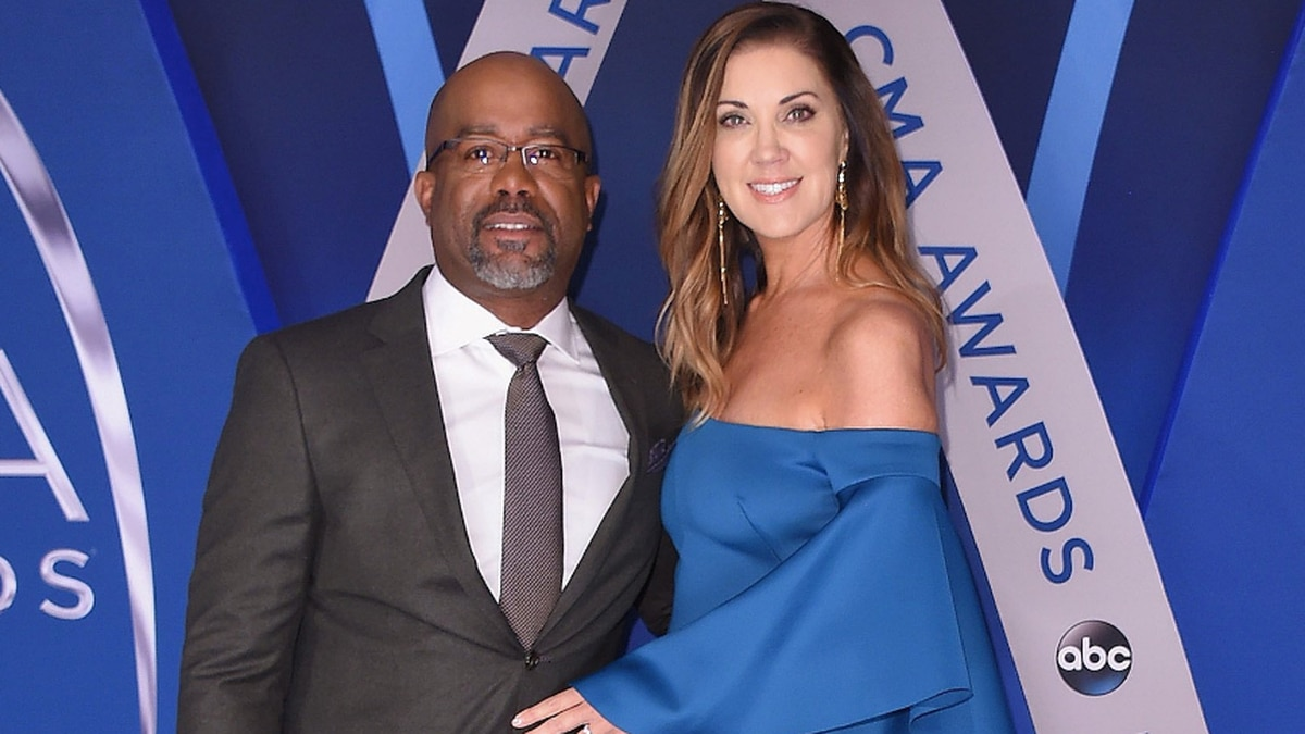 Darius Rucker and wife Beth split after 20 years of marriage