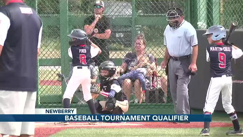 Baseball tournament hosts more than 50 teams in Newberry