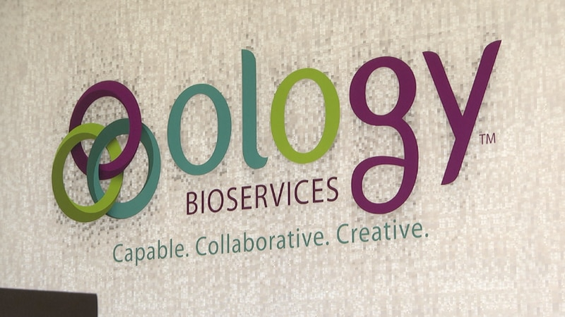 Ology Bioservices, a medical manufacturing company in Alachua has entered phase one of their...