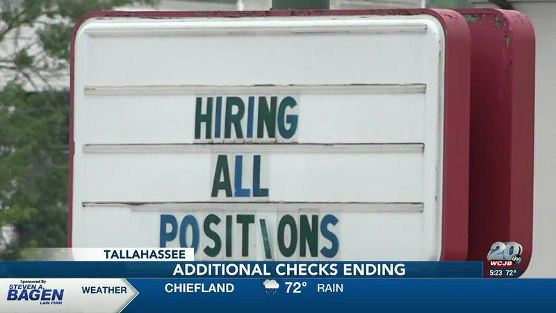 florida unemployment checks