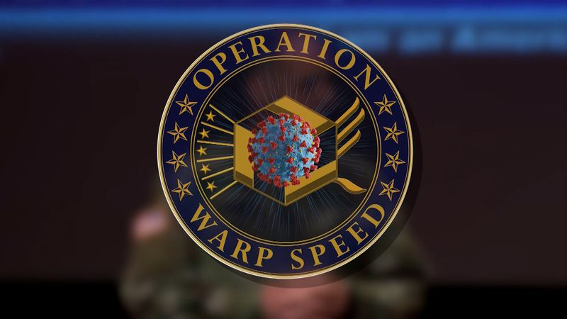 The military is playing a role in Operation Warp Speed: preparing for the COVID-19 vaccine...