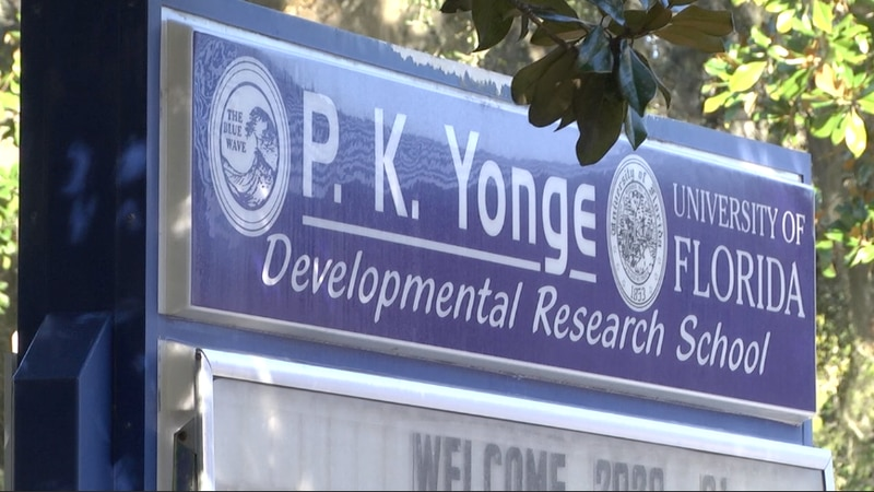 Middle and high school students at P.K Yonge will now have the option to take face-to-face...