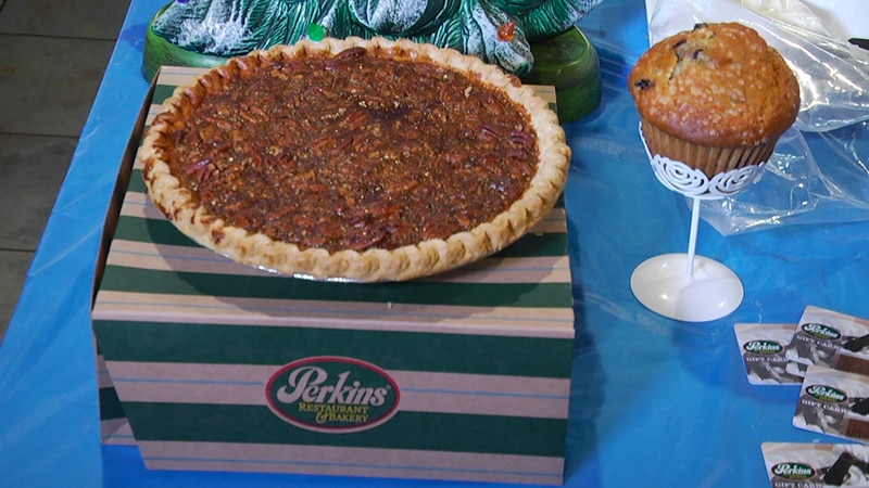 Perkins Bakery prepares for holiday rush