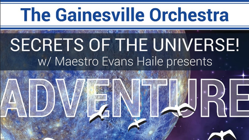"""The show is titled """"Adventure!"""" featuring music from composer's Liszt and Tan Dun."""