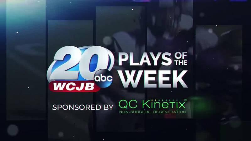 Vote for the top plays from week eight of high school football.