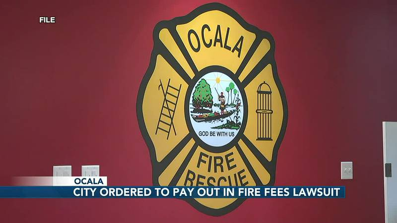 Ocala to deposit $80 million into common fund as Court of Appeals rules city's fire service fee...