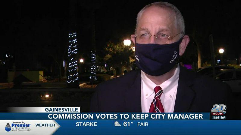 City Manager Lee Feldman