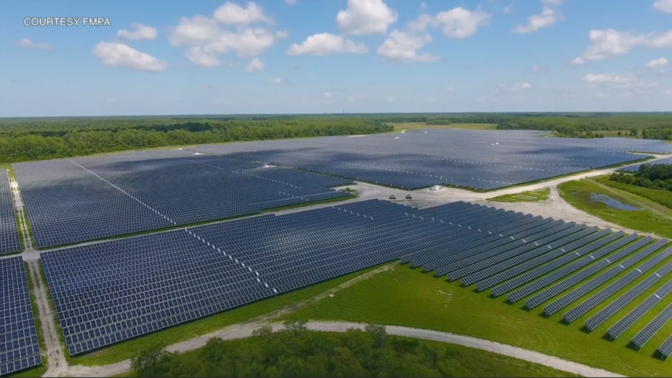 In partnership with the Florida Municipal Power Agency and other municipal electric utilities, Ocala and Alachua are creating one of the largest municipal-backed solar projects in the country.