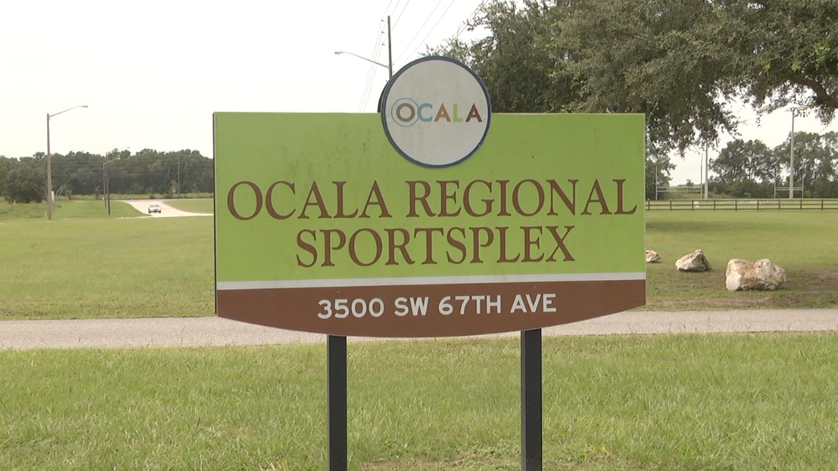 Ocala Police have a warrant out for the man who they suspect of firing shots at the Ocala Regional Sportsplex earlier in July.
