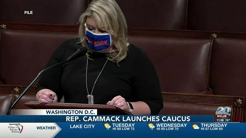 Rep. Kat Cammack is partnering with Rep. Jim Jordan to form the Campus Free Speech Caucus